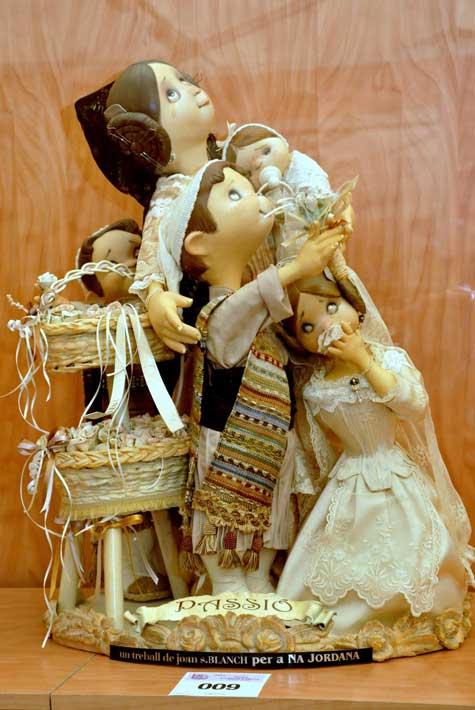 Exposición Ninot infantil fallas 2012