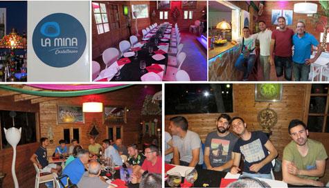 Cena en La Mina - Castellnovo