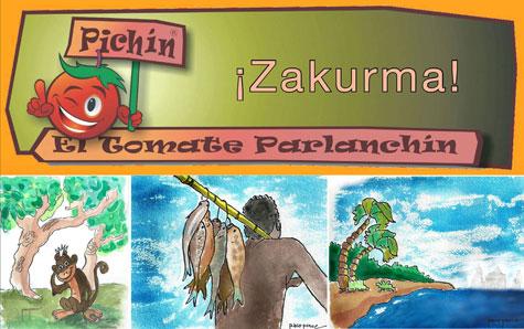 Pichín Zakurma