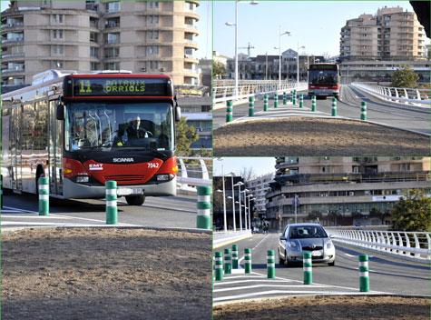 """Inauguración """"Pont de Fusta"""" de Valencia"""
