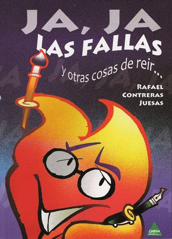 Libro Ja ja las fallas