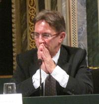 Ricardo Bellveser (Director del IAM)