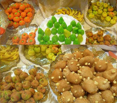San-Dionis (Frutas de mazapán)