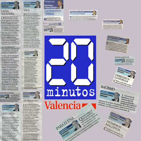 El Abrelatas (Columna periodística de Francisco Ponce)