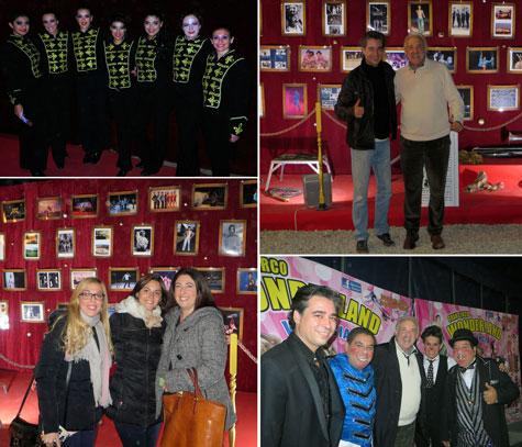 Momentos Circo Wonderland