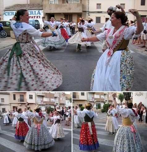 Bailes Valencianos
