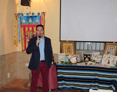 Carlos Navarro (Periodista y director actual de la revista)