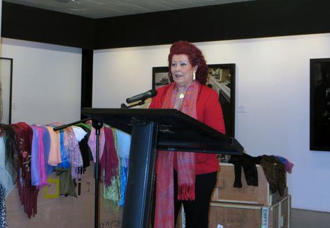 Consuelo Ciscar (Directora del IVAM)