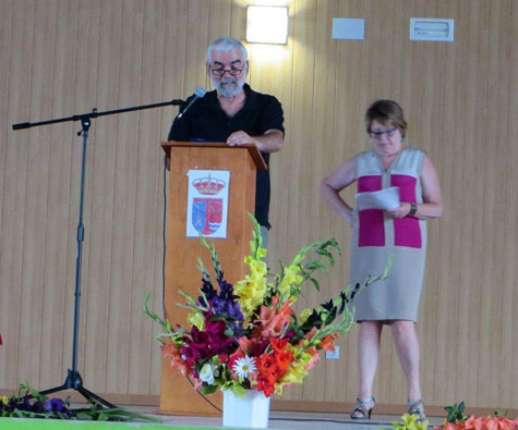 Bibiana Yago y Miguel Morata