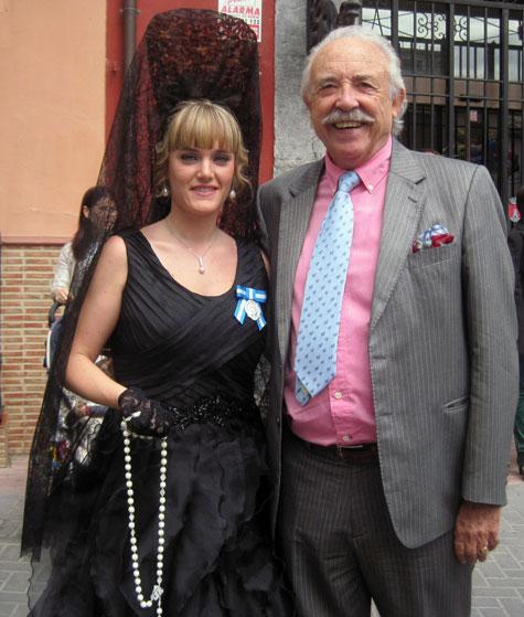 Lucia Gil Cruzans y Francisco Ponce