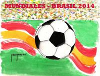 Mundiales de Brasil 2014
