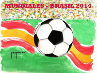 Mundiales Brasil 2014