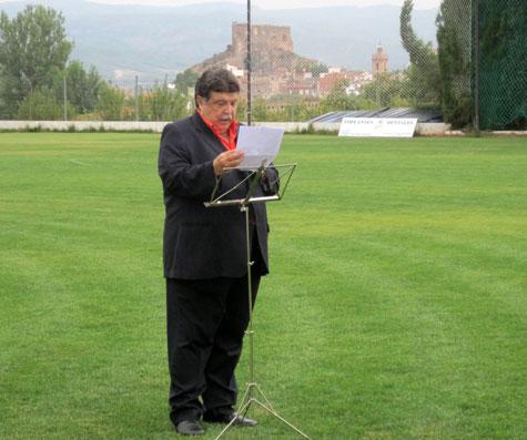 Ramón Ponce Carrasco (Presidente del Castellnovo C.F.)
