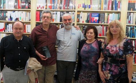 Autores presentadores y propietario de Primado