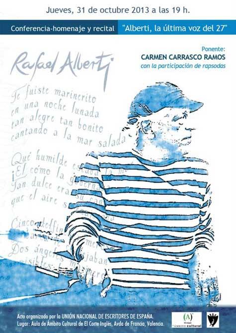 (Cartel realizado por Carmina Andrés)