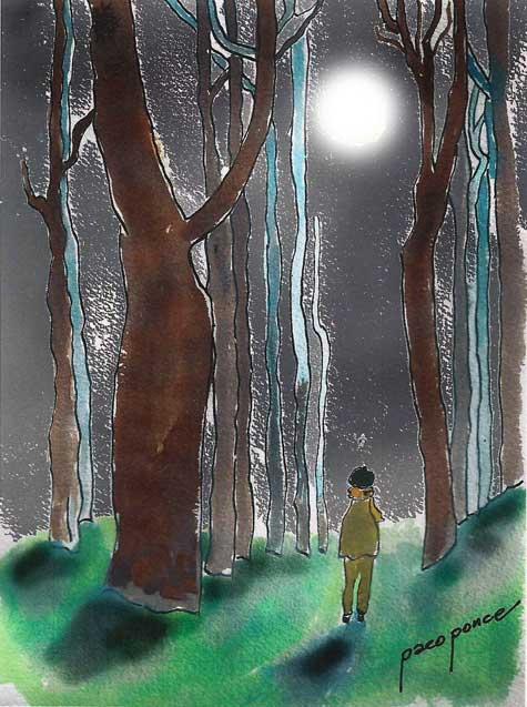 Bosque de mis miedos