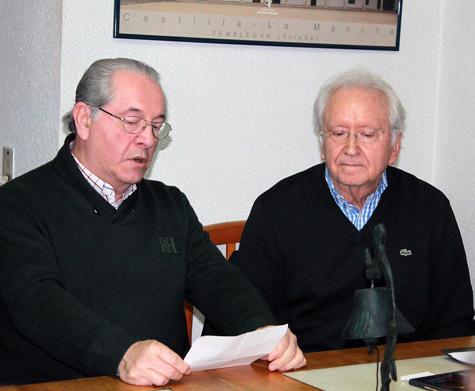Virgilio Fuero y Vicente Barberá