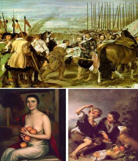 Varios Pintores Andaluces