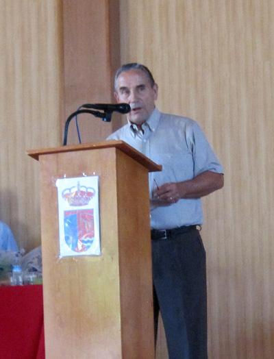 Antonio Crespo (Presidente del Grupo)
