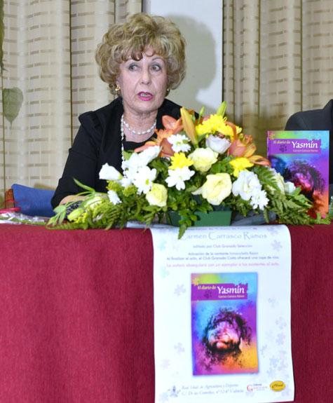Carmen Carrasco (Escritora)