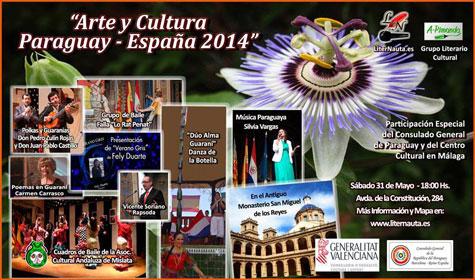 Póster del evento Paraguay