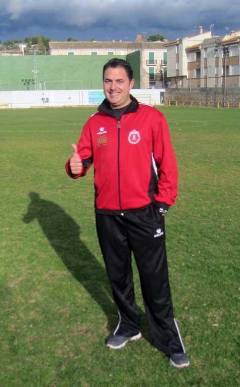 Entrenador del Castellnovo (2013-2014)