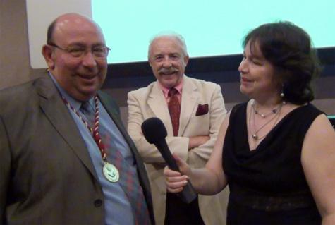 José Hoyo y Francisco Ponce entrevistados por Luisa Pereira (LiterNauta Tv.)