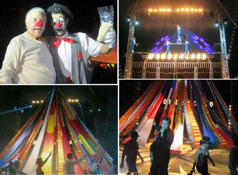 Circo Wonderland en Valencia
