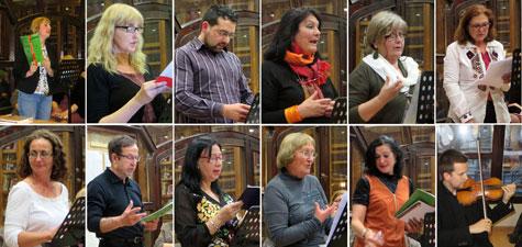 Poetas en acción