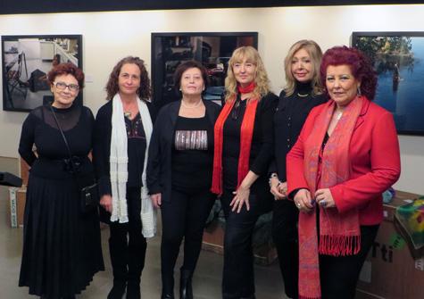 Mujeres poetas con Consuelo Ciscar