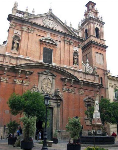 Iglesia (Plaza los patos)