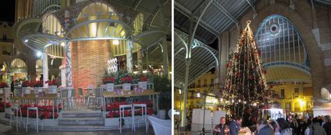 Interior Galerías Colón