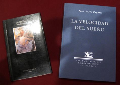 Libros de Juan Pablo Zapater
