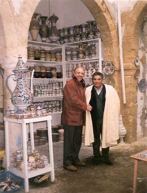 Francisco y Mamut