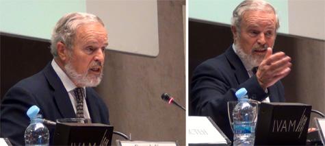 Conferencia de Pedro J. de la Peña