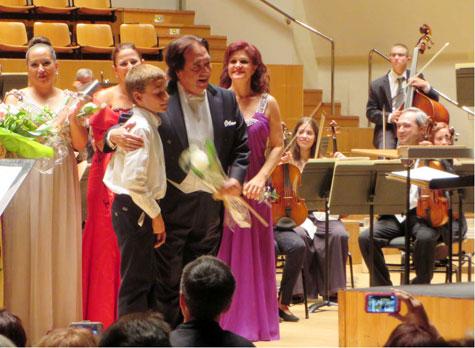 El Maestro Enrique García Asensio