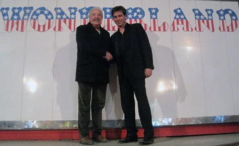 Francisco Ponce y Javier Turiel