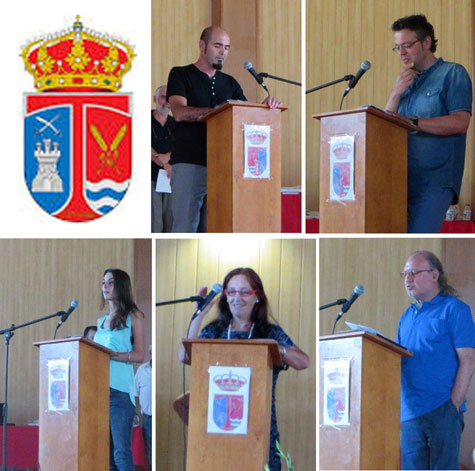Premiados Alfambra 2014