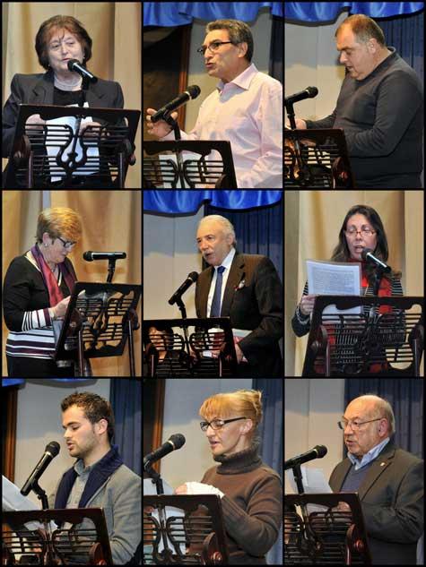 Evento Aula de Poesía (Jueves 23-05-13)