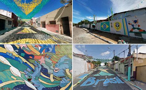 Calles de Brasil (Río)