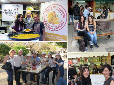 Público en La XXVI Mostra de Vins, Caves i Licors y la XXIV Mostra d'Aliments