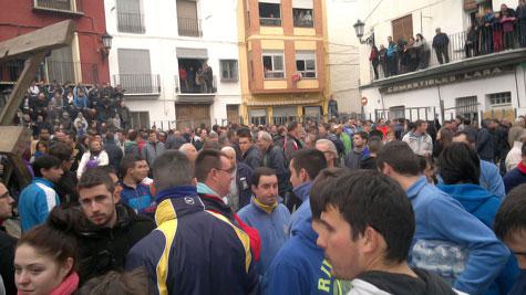 Público en Castellnovo