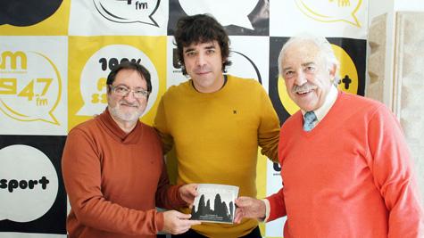 Entrevista a Fernando Cuenca y Francisco Ponce