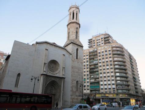Iglesia de San Agustín de Valencia