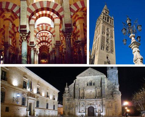 Monumentos andaluces