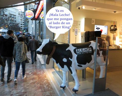 Reflexión de Vaca