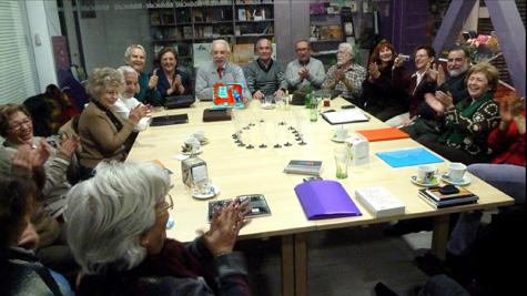 Grupo Literario y Cultural A-rimando de Valencia