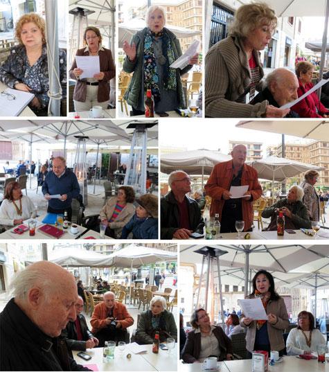 Grupo Literario y Cultural A-rimado de Valencia