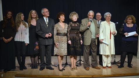 Actrices, actores y autor