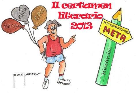 II Certamen - Maratón de Microrrelatos 2013